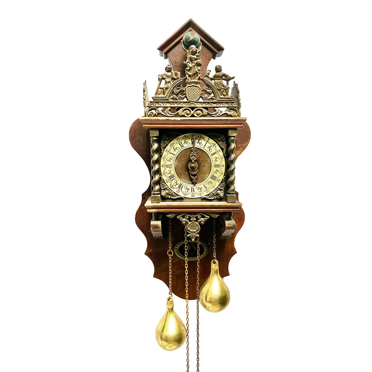 Đồng hồ tạ lê