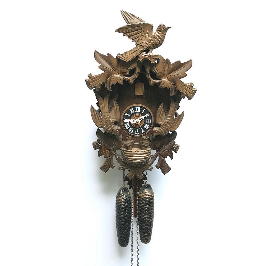Đồng hồ Cuckoo máy tuần
