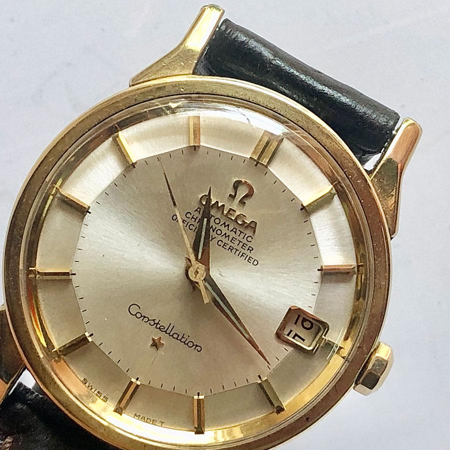 Đồng hồ cổ Omega Swiss DHDT10