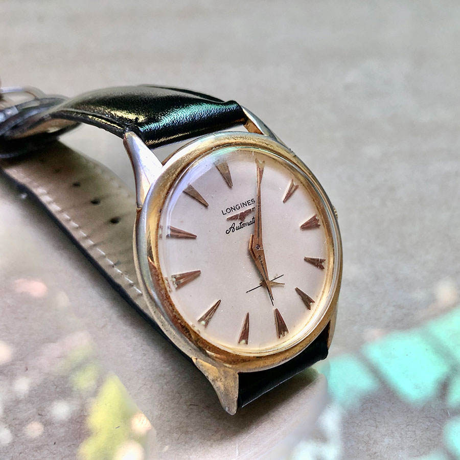 Đồng hồ cổ Longines