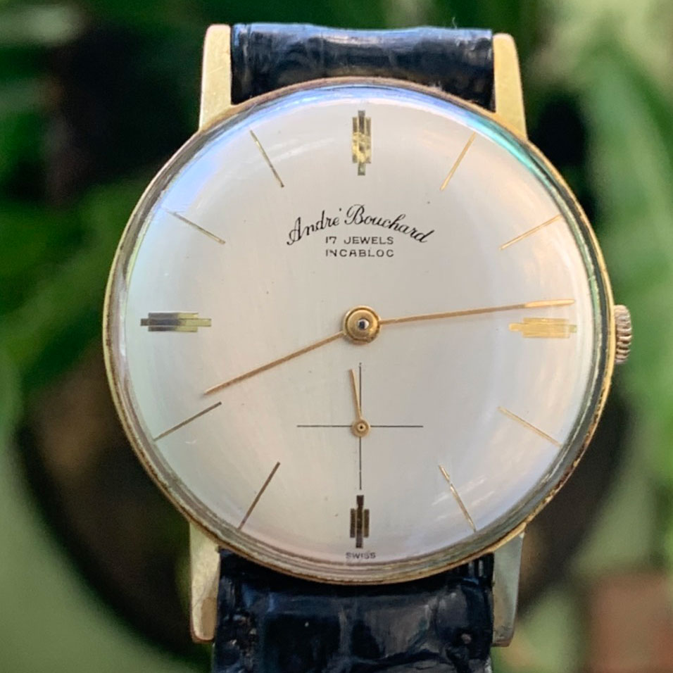 Đồng hồ cổ Andre' Bouchard