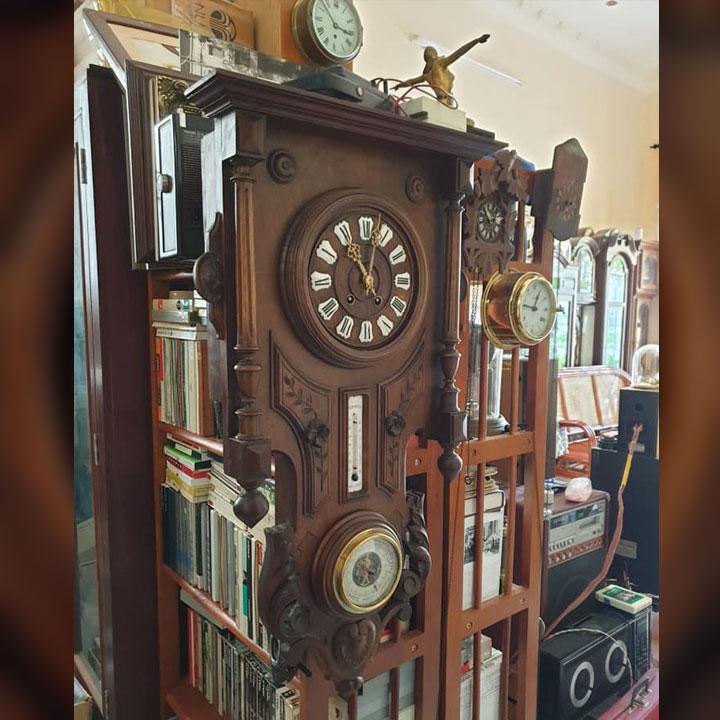 Đồng hồ treo tường chuẩn Pháp DHTT12